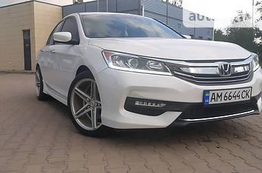 Honda Accord 2017 в Житомире