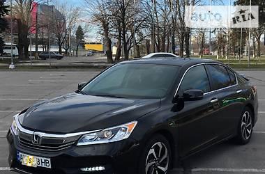 Honda Accord 2016 в Запорожье