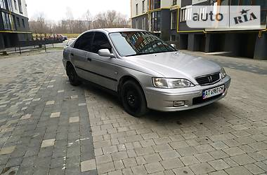 Honda Accord 1999 в Ивано-Франковске