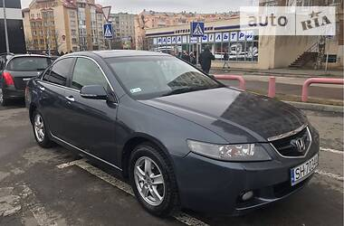 Honda Accord 2003 в Львове