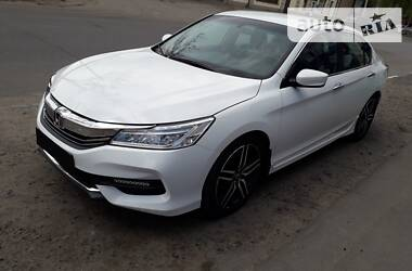 Honda Accord 2017 в Полтаве