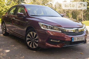 Honda Accord 2016 в Киеве