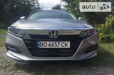 Седан Honda Accord 2018 в Тернополе