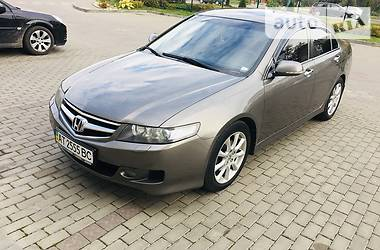 Honda Accord 2007 в Ивано-Франковске