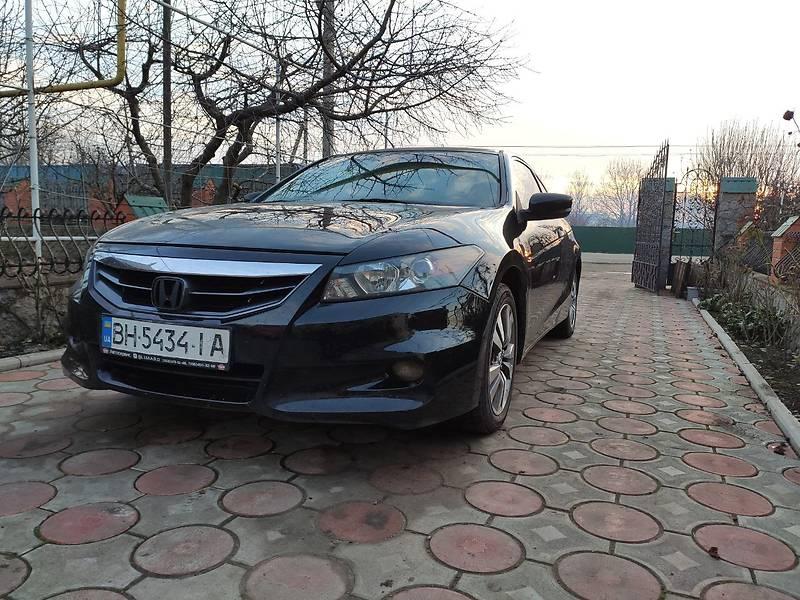 Купе Honda Accord 2011 в Одесі