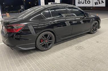 Седан Honda Accord 2017 в Запоріжжі