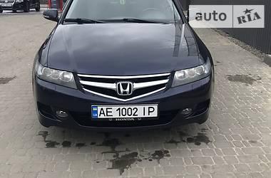 Седан Honda Accord 2006 в Новомосковську