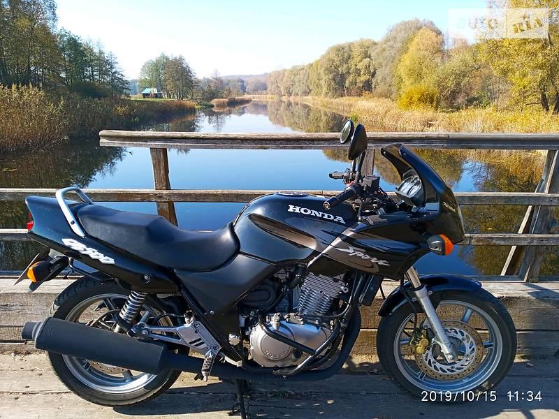 Honda CB 500 2000 в Ромнах