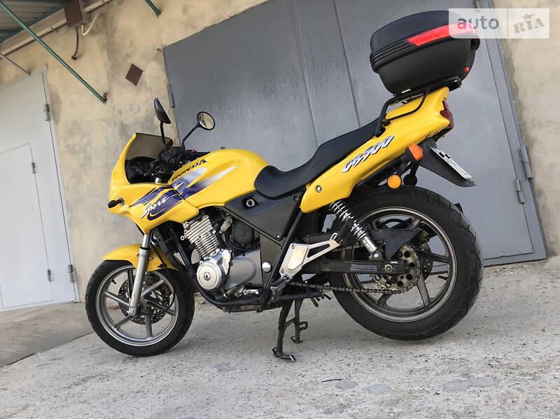 Honda CB 500 1998 в Энергодаре