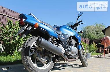 Мотоцикл Классик Honda CB 500 2002 в Бориславе