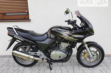 Мотоцикл Без обтекателей (Naked bike) Honda CB 500 1999 в Львове