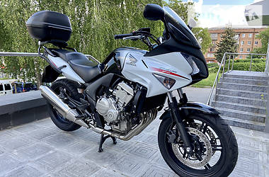 Мотоцикл Многоцелевой (All-round) Honda CBF 600 2010 в Хмельницком