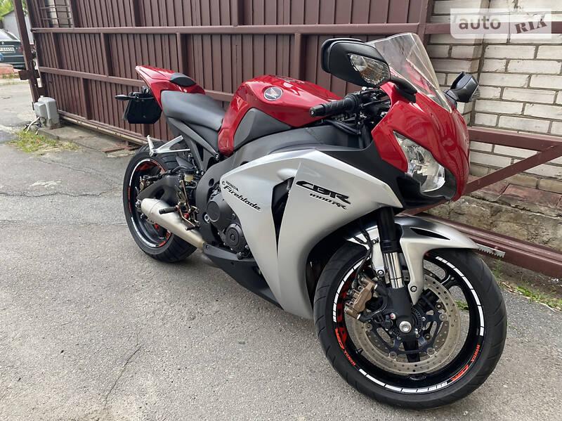 Honda CBR 1000RR RA
