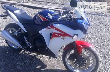 Honda CBR 125 2013 в Черновцах