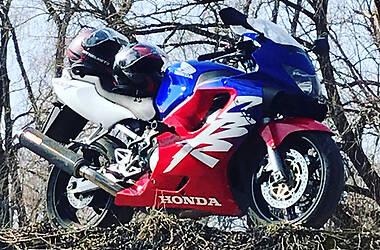 Мотоцикл Спорт-туризм Honda CBR 600 2000 в Стрию