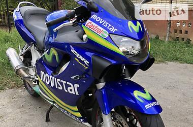 Спортбайк Honda CBR 600 1999 в Бориславе