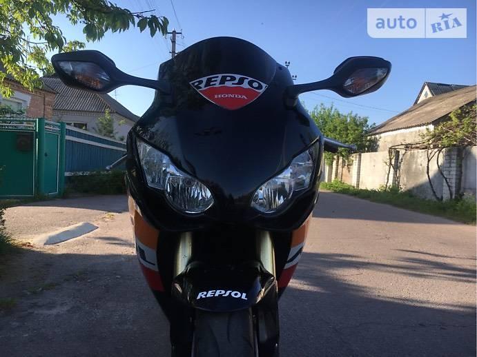 Honda CBR 2010 в Ракитном
