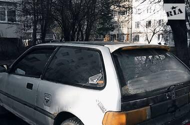Honda Civic Coupe 1989 в Черновцах