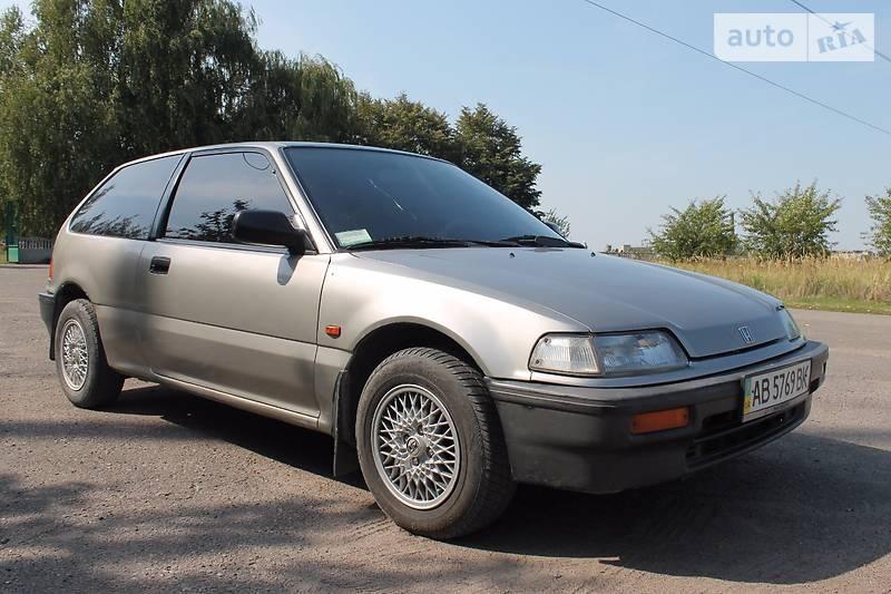 Honda Civic 1989 в Виннице