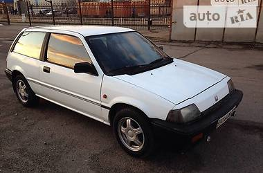Honda Civic  1987