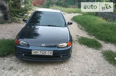Honda Civic 1993 в Донецке