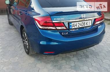 Honda Civic 2014 в Мариуполе