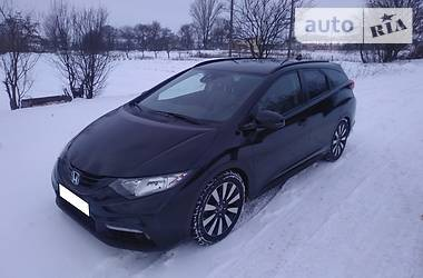 Honda Civic 2014 в Нововолынске