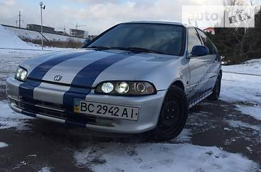 Honda Civic 1995 в Львове