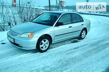 Honda Civic 2001 в Коломые