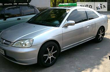 Honda Civic 2001 в Киеве