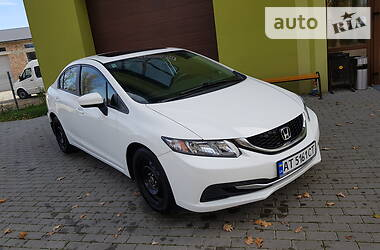 Honda Civic 2015 в Ивано-Франковске