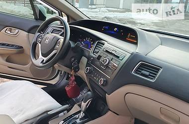 Honda Civic 2014 в Черновцах