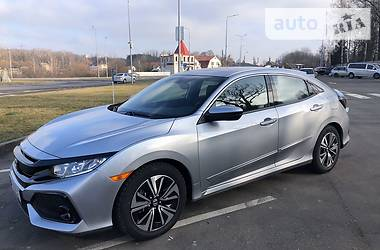 Honda Civic 2018 в Виннице