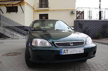 Honda Civic 2001 в Ивано-Франковске