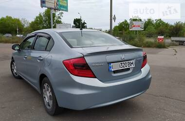 Honda Civic 2012 в Одессе
