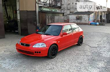 Honda Civic 1998 в Львове