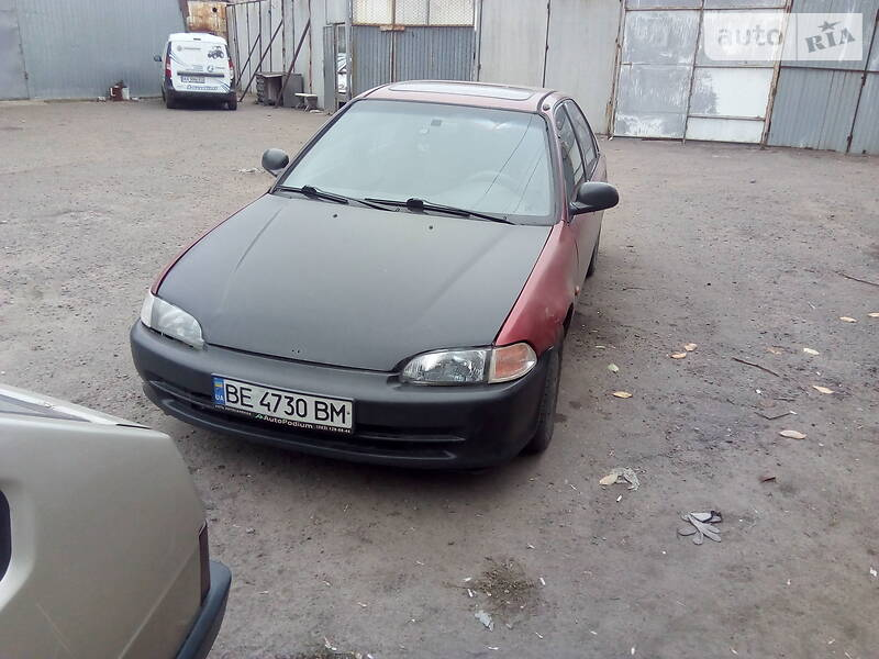 Honda Civic 1993 в Николаеве