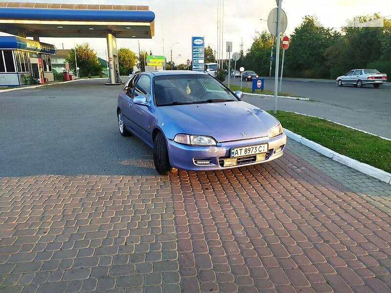 Honda Civic 1992 в Ивано-Франковске