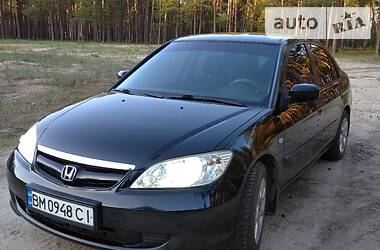 Honda Civic 2004 в Лебедине