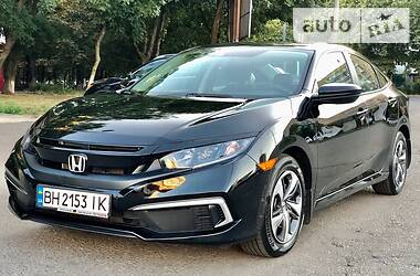 Honda Civic 2019 в Одессе