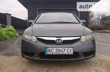 Honda Civic 2010 в Луцке