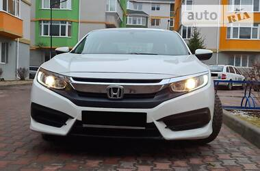 Honda Civic 2016 в Києві