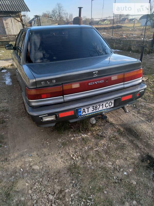 Honda Civic 1991 в Ивано-Франковске
