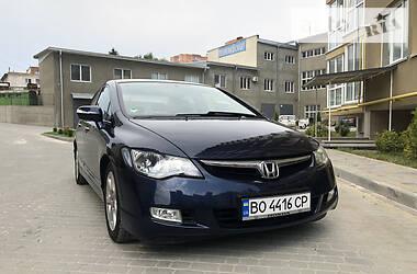 Седан Honda Civic 2007 в Тернополі
