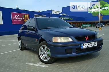 Хэтчбек Honda Civic 1997 в Тернополе