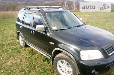 Honda CR-V 2001 в Сваляве