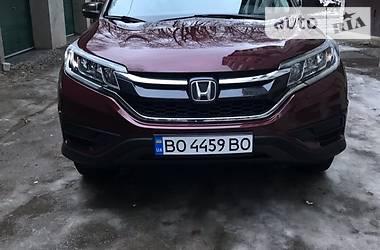 Honda CR-V 2015 в Тернополе