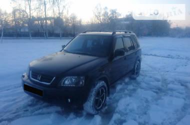 Honda CR-V 2001 в Львове