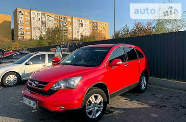 Внедорожник / Кроссовер Honda CR-V 2012 в Ужгороде