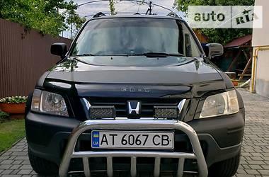 Honda CR-V 1998 в Ивано-Франковске